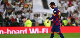 Post de El recorrido de Messi visto por un madridista