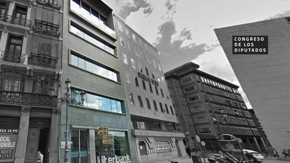 Liberbank saca al mercado su gran  joya inmobiliaria en el corazón de Madrid