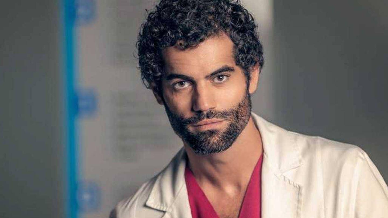 El actor Jordi Mestre, en 'Centro médico'. (RTVE)