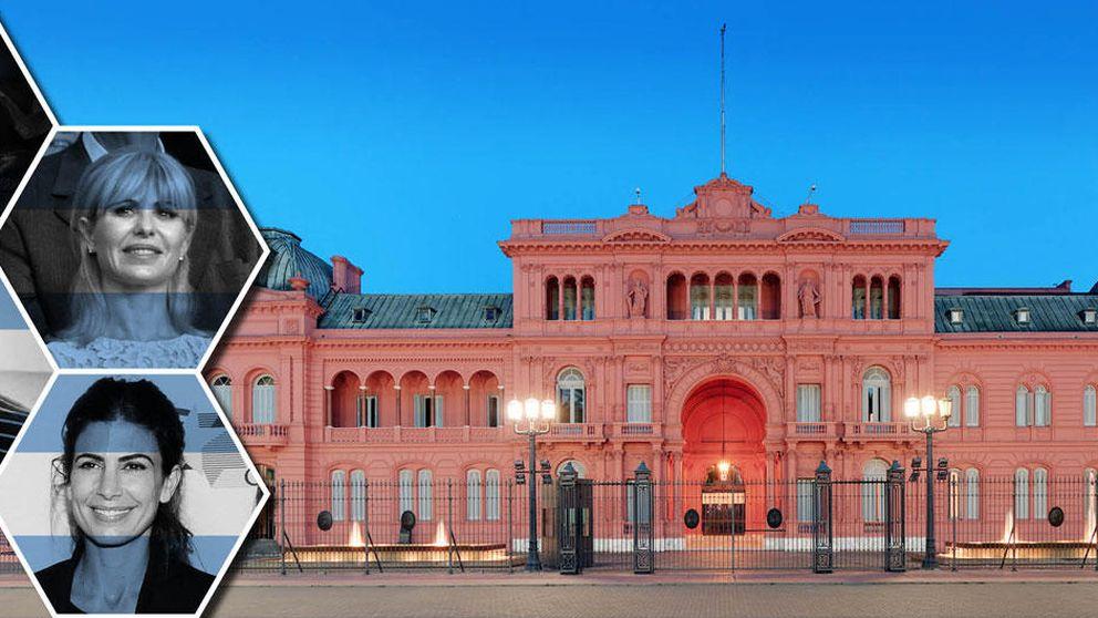 Así son las tres candidatas a primera dama de Argentina y un consorte