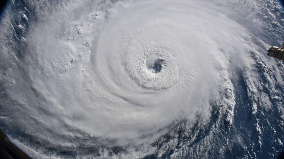 El huracán Florence, en directo: el ojo del huracán llega a la costa este de Estados Unidos