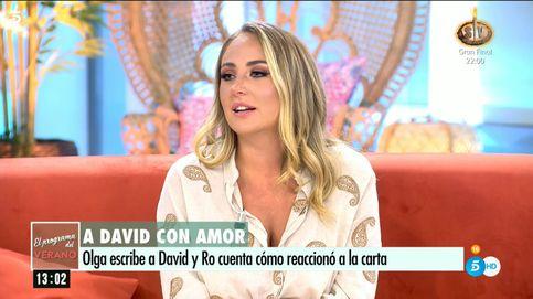 Rocío Flores zanja las críticas contra Olga Moreno por lo que hizo antes de la final de 'Supervivientes'
