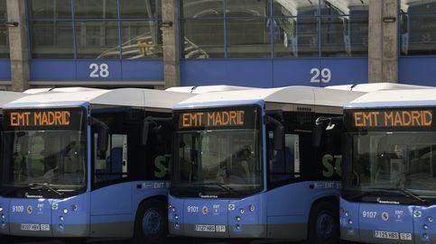 La EMT adquirirá 400 nuevos buses durante los dos próximos años