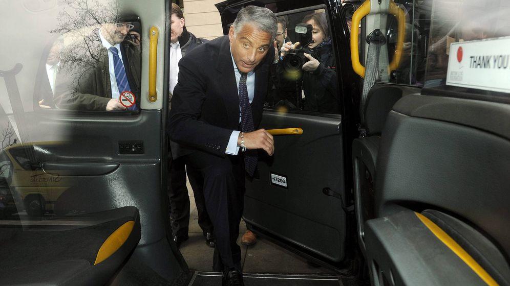 Foto: El banquero italiano Andrea Orcel. (EFE)
