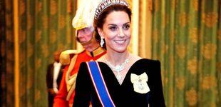 Post de Kate Middleton, en su mejor momento: ojito derecho de Isabel II y fuera de polémica