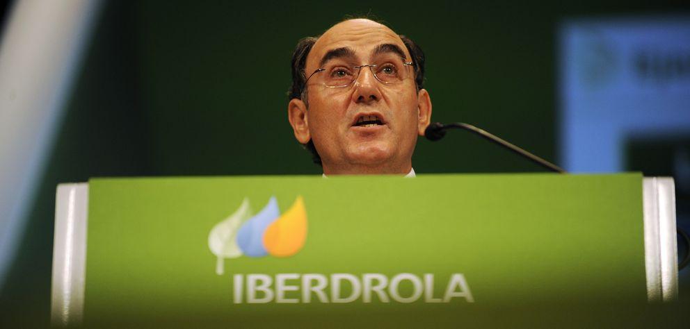 Foto: El presidente de Iberdrola, Ignacio Sánchez Galán (Reuters)