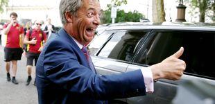 Post de Terremoto europeo de Farage con epicentro en Westminster: Brexit duro o elecciones