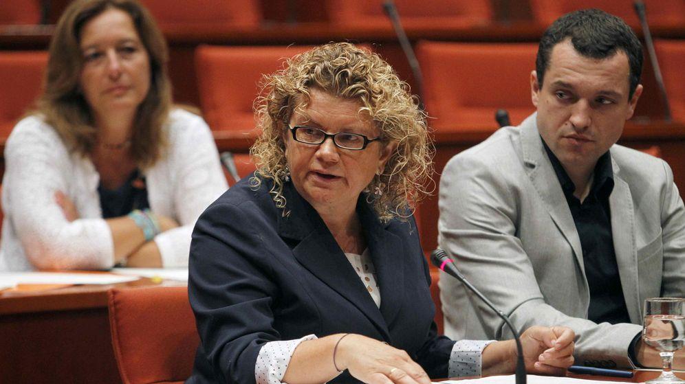 Foto: La exdiputada del PSC Marina Geli. (EFE)