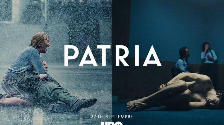 Cartel de 'Patria' de HBO.