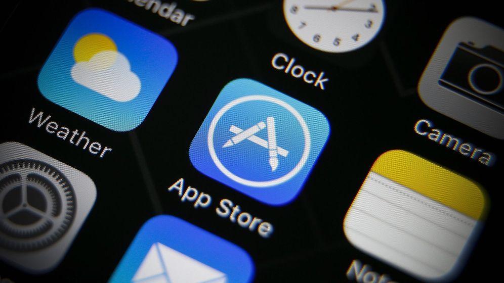 Foto: El veredicto del Tribunal Supremo concierne la App Store de Apple. (EFE)