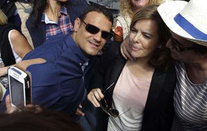 Sáenz le pide a Mas reflexión antes de mover ficha y que cumpla la ley