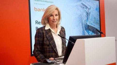 Bankinter acuerda un dividendo de 45 millones de euros para el 1 de marzo