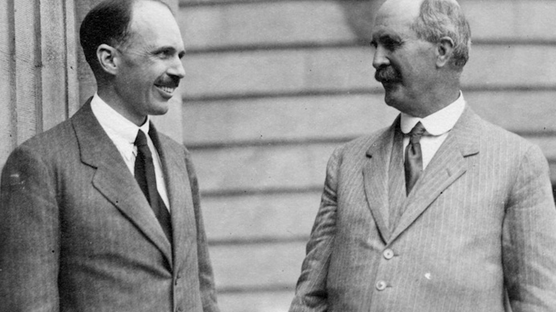 William Lawrence y William H. Bragg inauguraron en 1914 una nueva era para la cristalografía