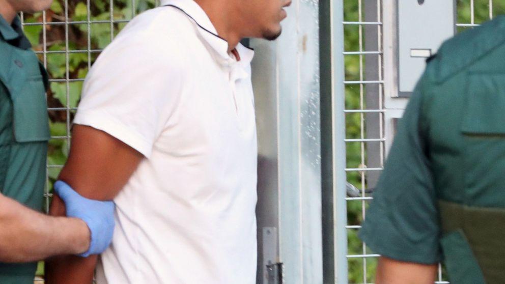 Driss Oukabir tuvo un juicio rápido por violencia machista tres días antes del 17-A