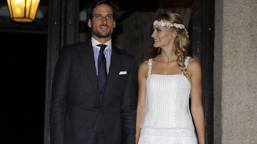 Feliciano López se planteó romper con Alba Carrillo días antes de la boda