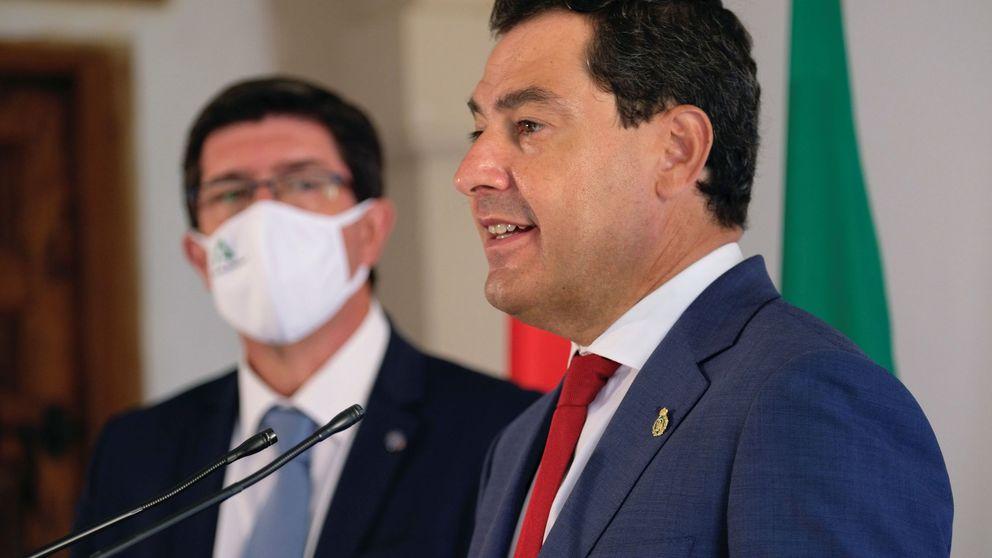 Andalucía multará hasta con 600.000 € para quien no respete las medidas contra el covid