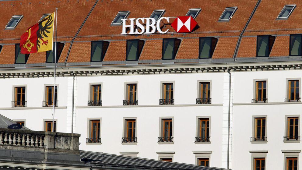 La Fiscalía suiza registra la filial de HSBC y ordena abrir una investigación criminal