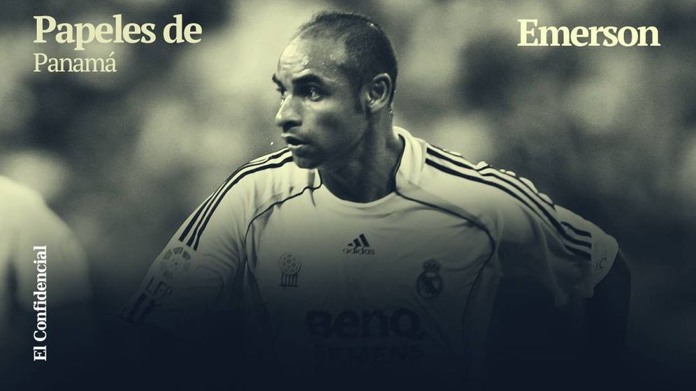 Foto: Emerson usó una sociedad en Islas Vírgenes para sus ahorros como futbolista. EC