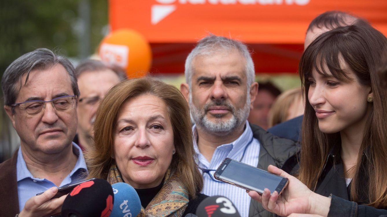 Carina Mejías también se da de baja de Ciudadanos por su apoyo al Gobierno
