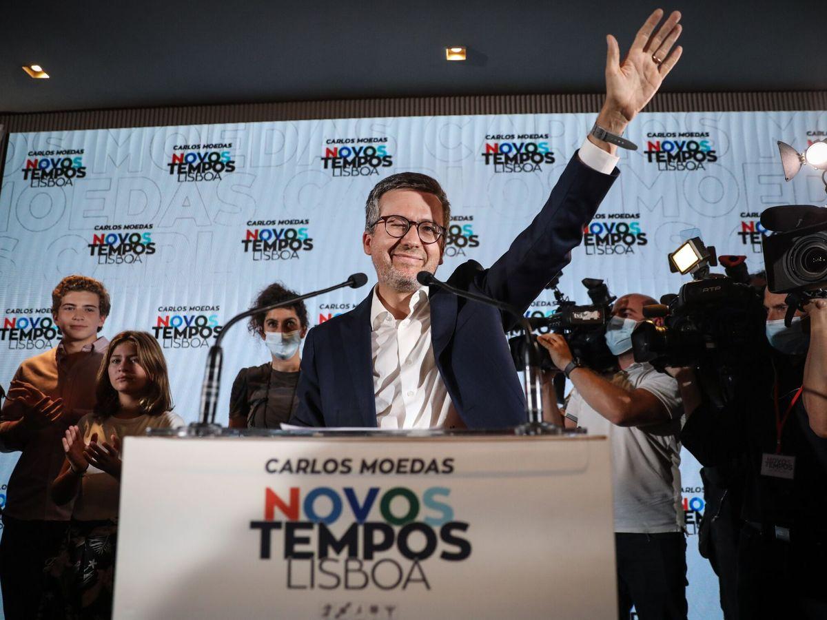 Foto: Carlos Moedas. (EFE)