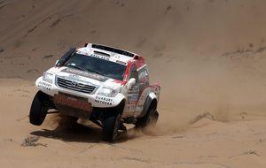 El Dakar 'maratoniano' de 2015 empezará y acabará en la Casa Rosada