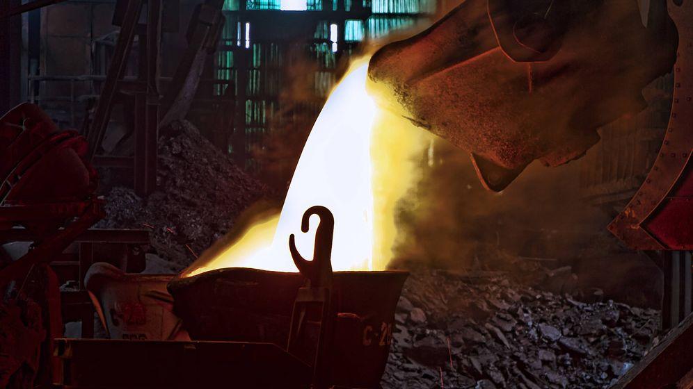 Foto: Refinería de cobre de Huelva. (Atlantic Copper)