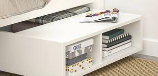 Post de Ahorra espacio en tu dormitorio con esta práctica solución de las novedades de Ikea
