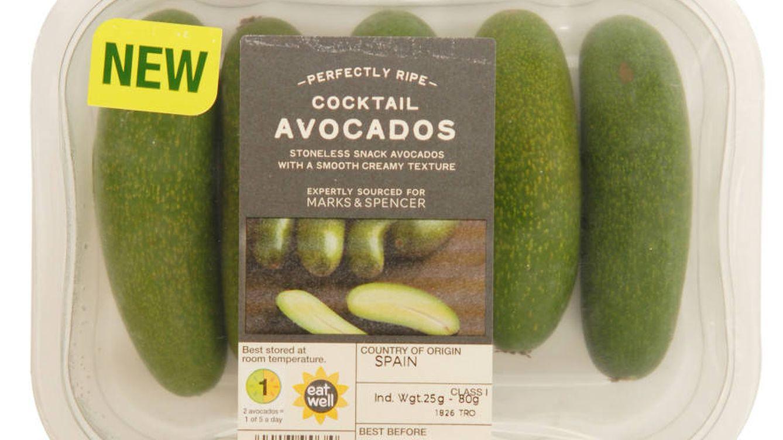 Aguacate granadino: un bulo científico lleva a los ingleses a comprar abortos de esta fruta