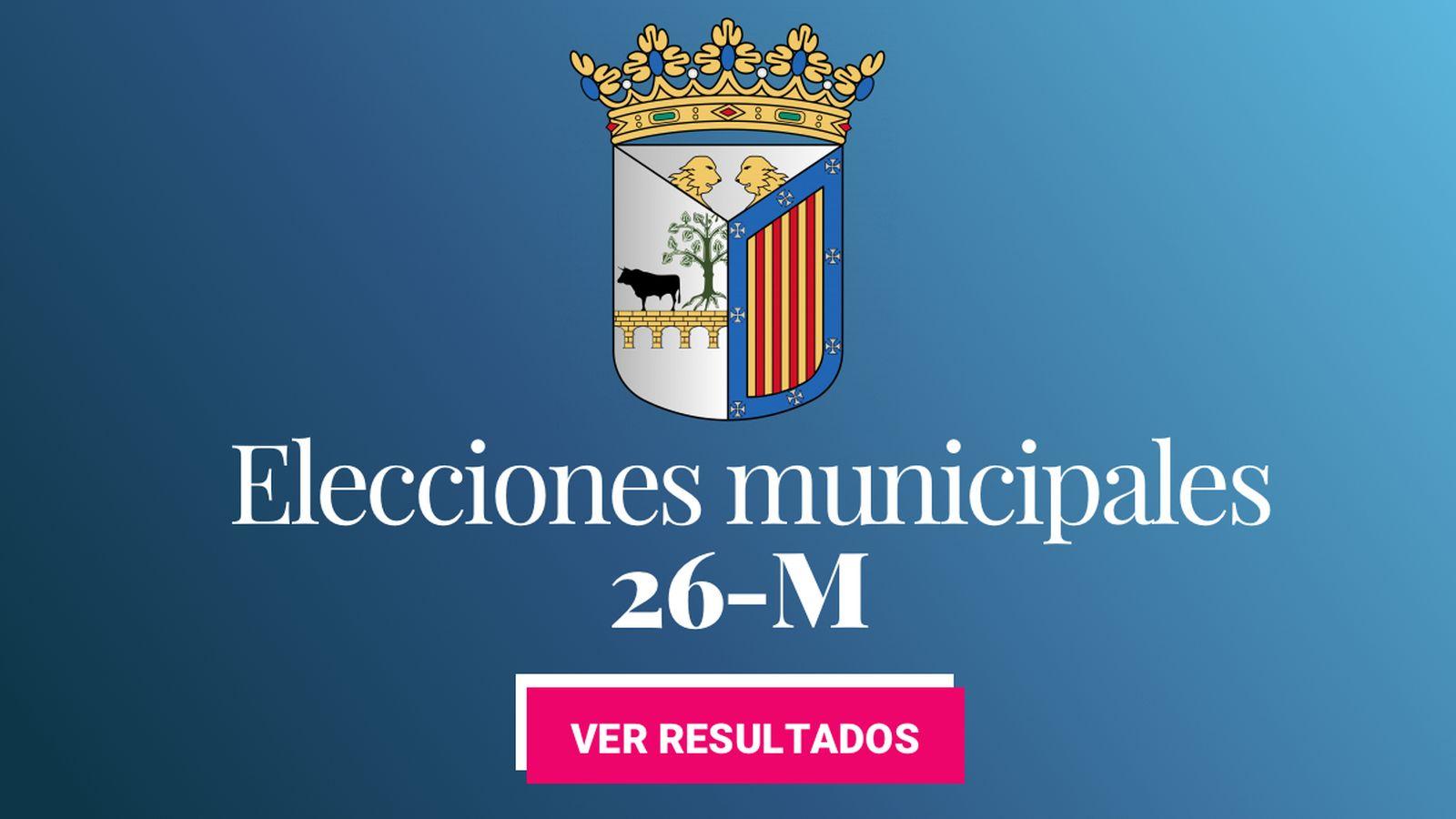 Foto: Elecciones municipales 2019 en Salamanca. (C.C./EC)