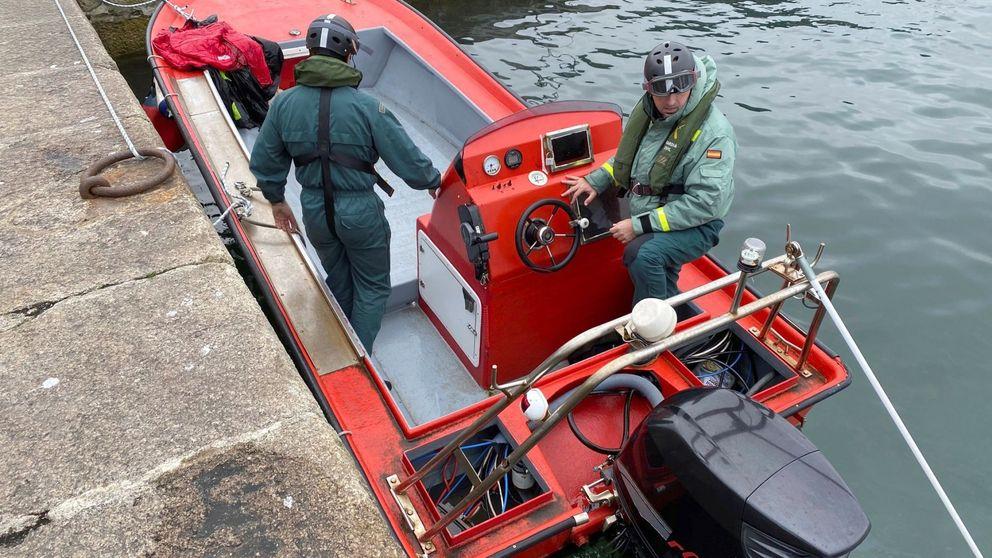 Hallan el cuerpo del marinero desaparecido en el pesquero hundido en Ons (Pontevedra)