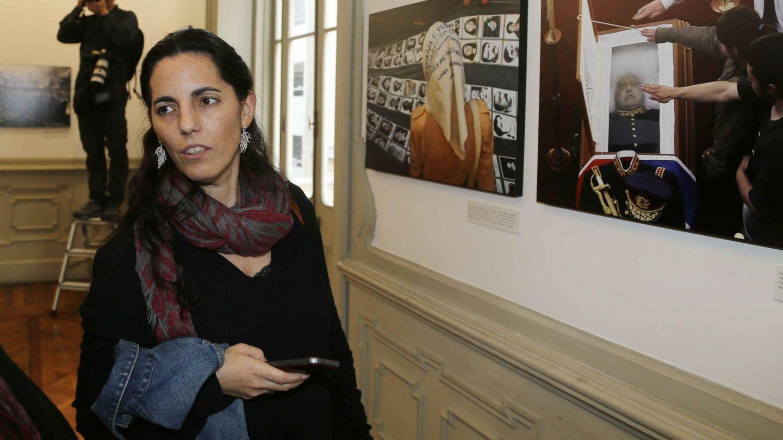 Morgana Vargas Llosa, hija del escritor peruano y Premio Nobel de literatura.(EFE)