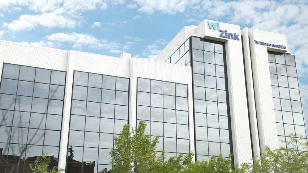 Foto: Edificio de oficinas de WiZink.