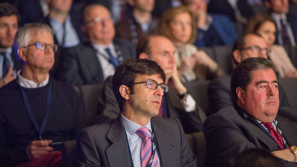 Foto: Asistentes al III Iberian Value.