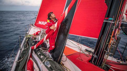 El Vestas lidera la Volvo Ocean Race