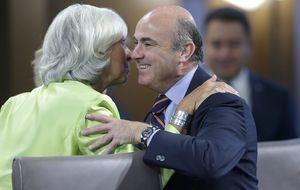 El FMI prevé un largo invierno para España en pleno verano