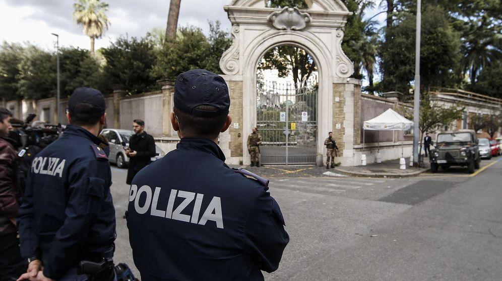 Foto: Muere un estudiante español en una piscina en Perugia (Italia).