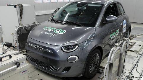 El Fiat 500e, tercer eléctrico que logra el 'triple 10', la máxima nota de Green NCAP