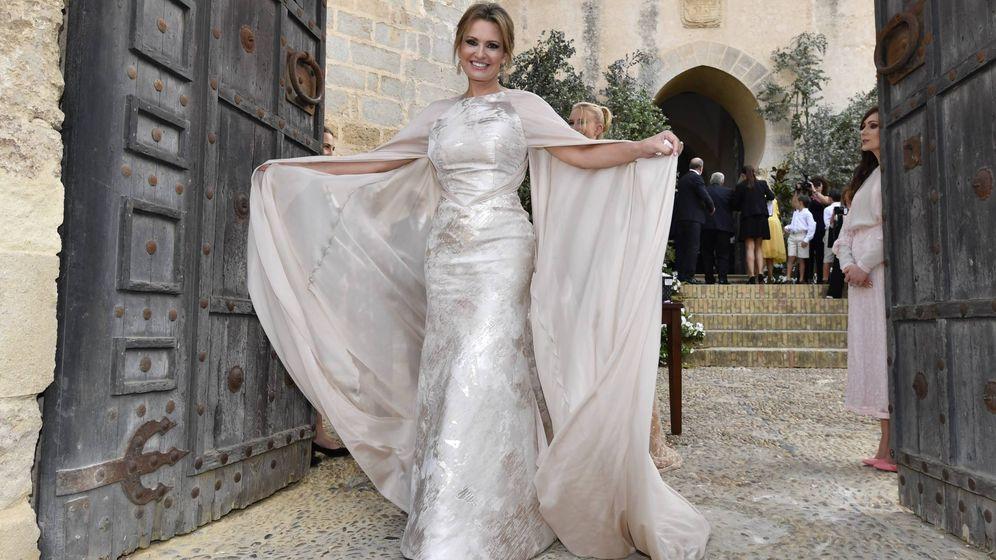 Foto: La radiante novia. (Cordon Press)