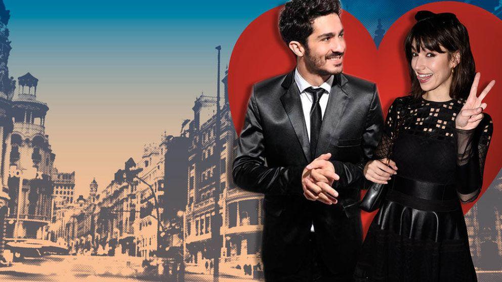 Úrsula Corberó y Chino Darín derrochan pasión en Madrid
