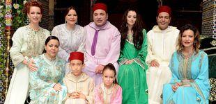 Post de Un rey, cinco Mulays y diez Lallas: quién es quién en la corte real de Marruecos