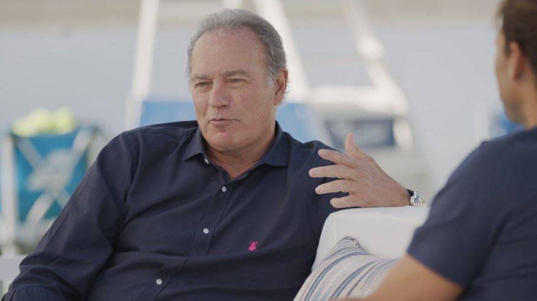 Bertín Osborne, presentador de 'Mi casa es la tuya'. (Mediaset España)