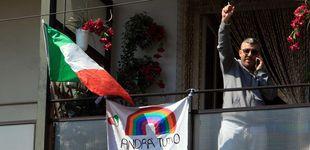Post de Italia estabiliza su tasa de contagios de Covid, pero siguen aumentando las muertes