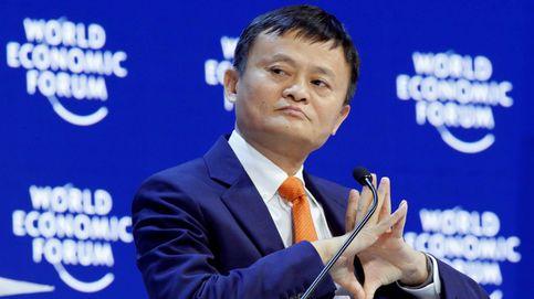 Al éxito solo se llega por un camino, según Jack Ma, y lo ha contado en Davos