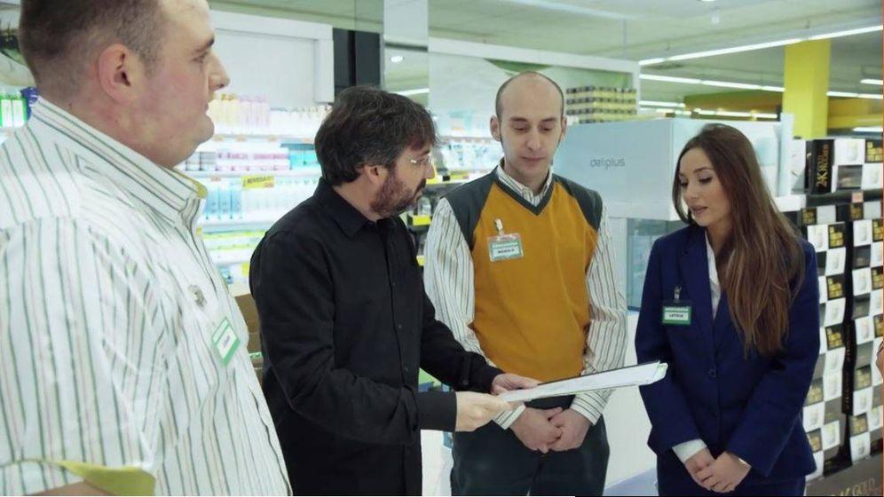 Foto: Jordi Évole analiza el 'fenómeno Mercadona'