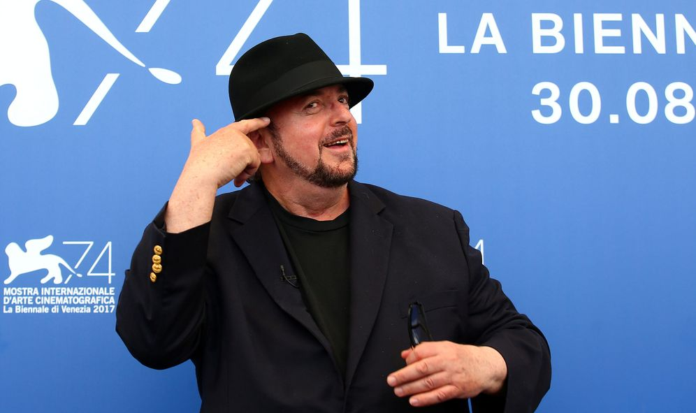 Foto: James Toback en la reciente Mostra de Venecia (Reuters)