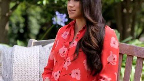 El collar feminista de Meghan Markle en su reaparición desata la locura
