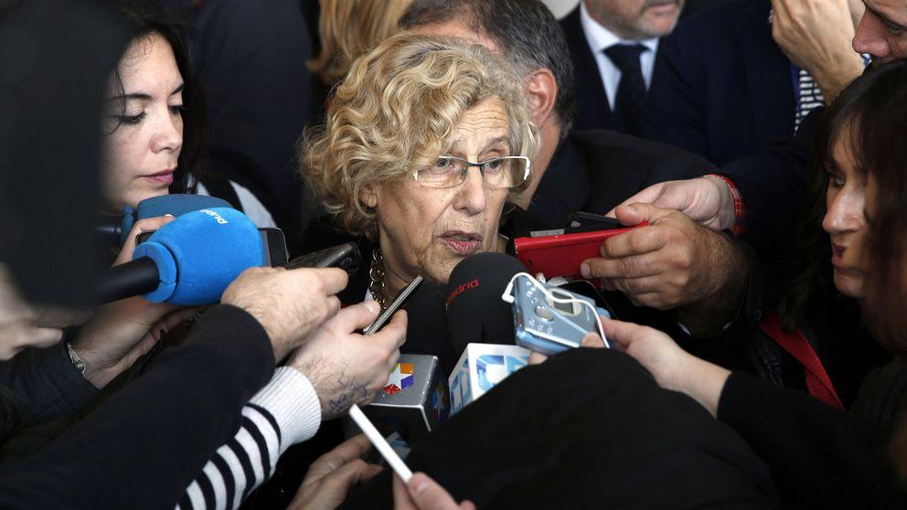 Los titiriteros llegan al 'Financial Times': Ha sido un golpe duro para Carmena