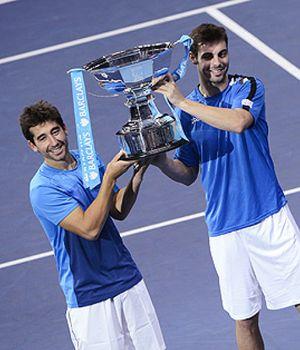Granollers y Marc López 'dan' el primer punto a España en la final de la Copa Davis