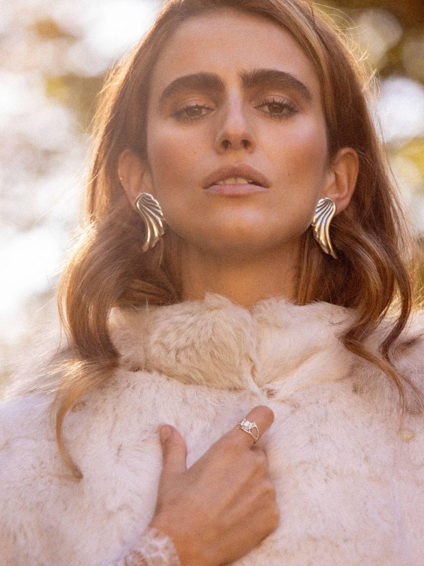 Alejandra Domínguez por Antonio Terrón y Carla Aguilar para Eme Jewels