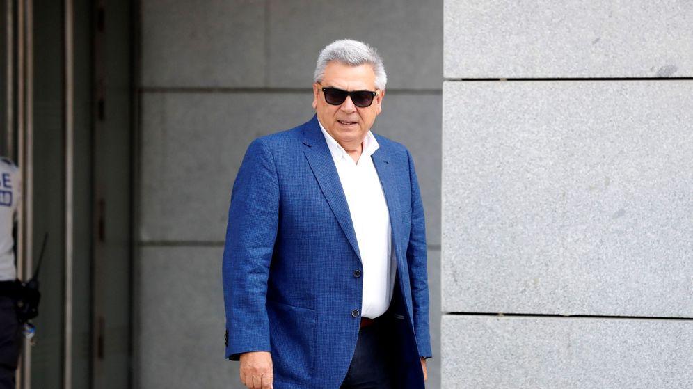 Foto: El exjefe de Seguridad del BBVA Julio Corrochano. (EFE)